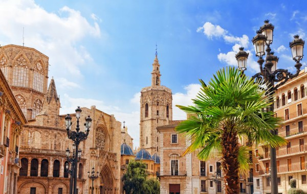 Guided tours in Valencia